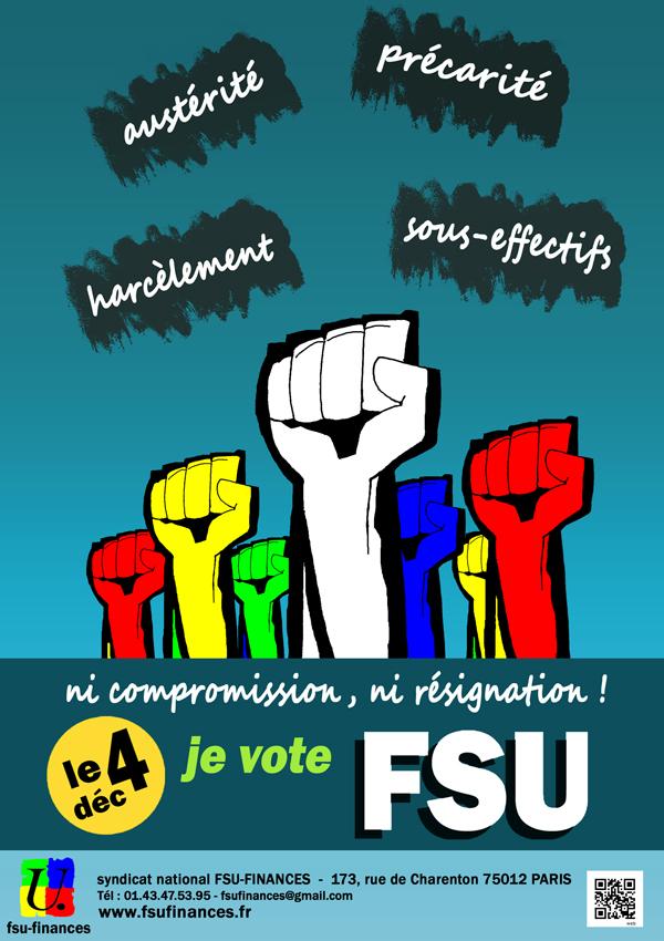 Poing FSU