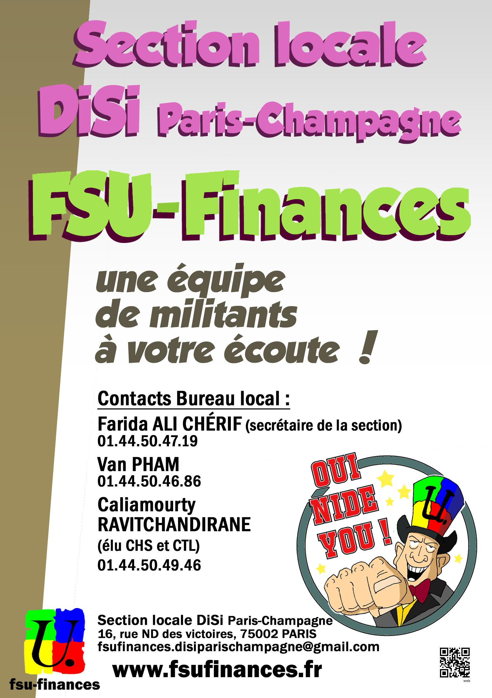 DISI PARIS CHAMPAGNE