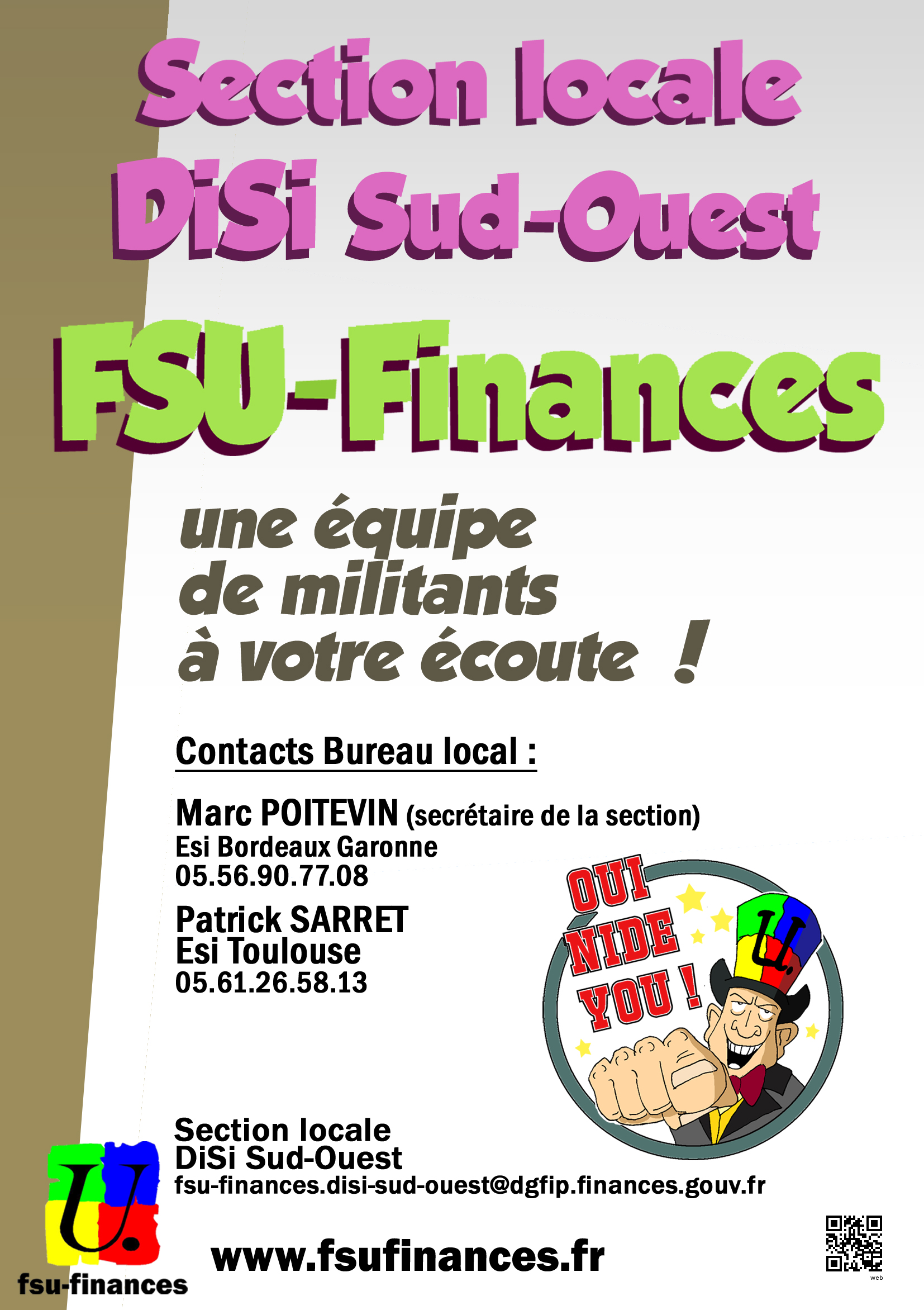 DISI SUD-OUEST
